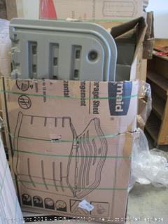 Horizontal Storage Shed (Damaged Box)