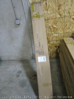 Zinus Quick Lock 14 Inch Metal Platform Bed Frame, Mattress Foundation, No Box Spring Needed, King (Retail $119.00)