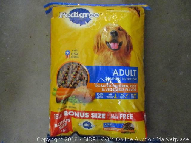 Bidrlcom Online Auction Marketplace Auction Bulk Dog Food