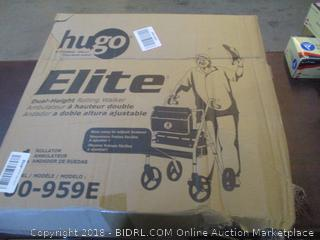 Hugo Elite Dual Height Rolling Walker
