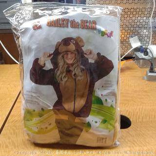 Bailey The Bear Costume