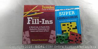 Crosswords/Fill-ins