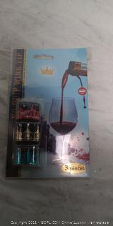 No Drip Wine Tip