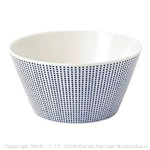 Royal Doulton Pacific Cereal Bowl, Blue (online $34.99)