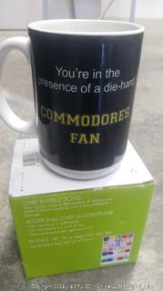 Commodores Fan Mug