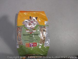 Hamster & Gerbil Diet