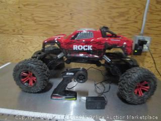 Maxx Power Drive 4WD R/C Rock/Stair Climber Ultimate Off-road Vehicle Pro Series