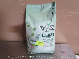 Purina Beyond Simply 9 Lamb Dog Food