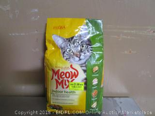 Meow Mix Indoor Health Cat Food