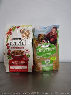 Purina Beneful Originals, Purina Dog Chow Natural