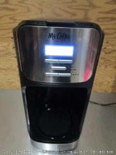 Mr. Coffee Programmable Coffee Maker (missing pieces)