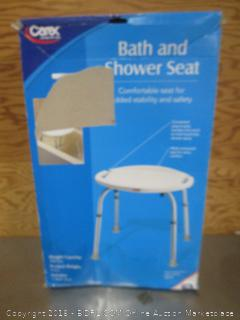 Carex Bath and Shower Seat