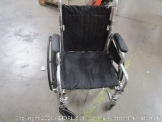 Drive Wheelchair (no footrests)