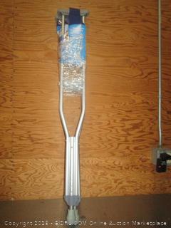 Carex Aluminum Crutches (pair)