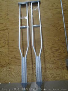 Crutches (pair)