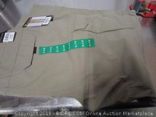 BC Clothing Mens Convertible Pants XLx30