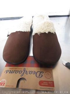 Dearfoams XXL Slippers