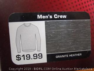 Duofold Mens Crew Shirts Medium