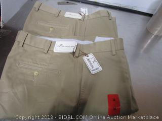 Peter Millar Mens Shorts 34