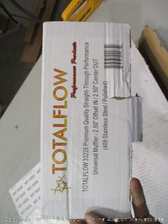 Totalflow Universal Muffler