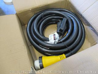 30 ft. 50A RV Cord w/Locking Connector