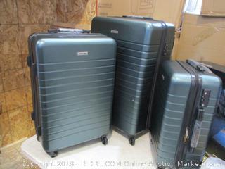 Swivel Luggage 3 Pc.