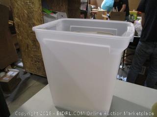Airtight Container (Broken)