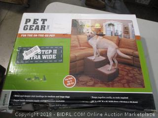 Pet Gear Extra Wide Step