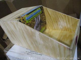 Rabbit Nest Box
