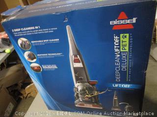 Bissell Deluxe Pet Vacuum Cleaner