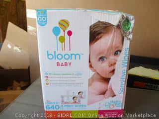 Bloom Baby Jumbo Wipes