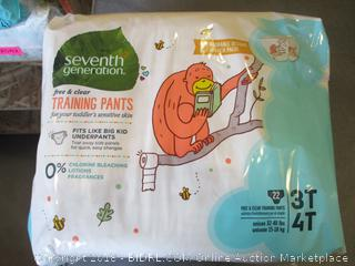 Seventh Generation Training Pants