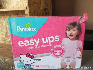 Pampers Easy Ups  2T-3T