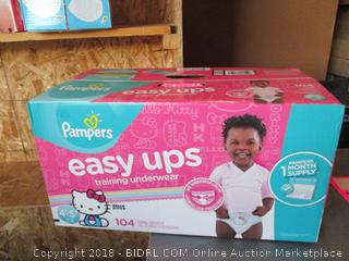Pampers Easy Ups  4T-5T