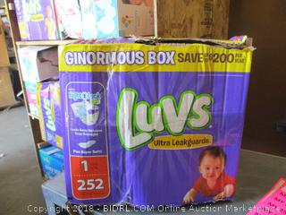 Luvs Size 1