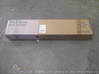 9 in smart box spring
