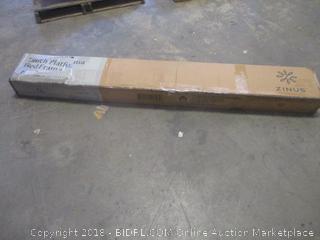 zinus low profile bed frame/platform