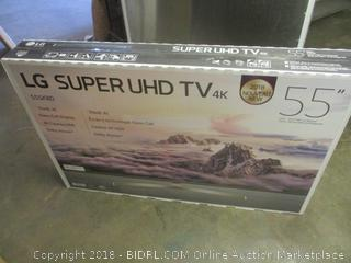 "55"" TV - Factory Sealed"