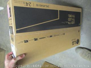 "24"" TV - Factory Sealed"