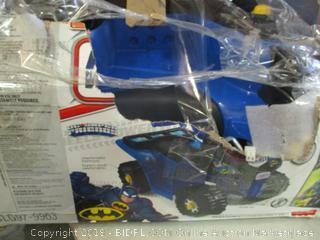 Batman Toy Car