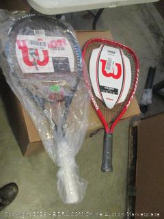 Racquetball Raquet