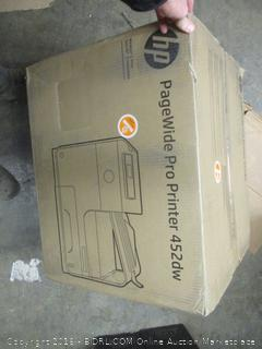 HP PageWide Pro Printer 452dw