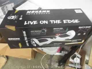 live on the edge mohawk hoverboard