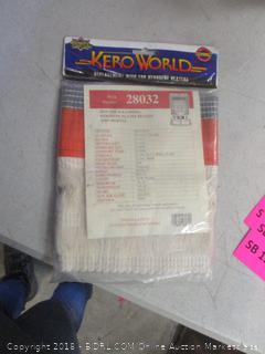 Replacement Wick For Kerosene Heater