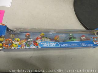 Paw Patrol Racer Gift Set
