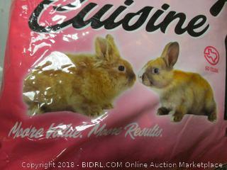 Bunny Cuisine