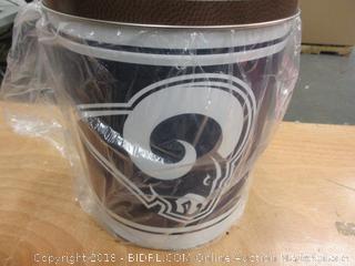NFL Misc, Popcorn Tin Bucket