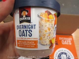 Quaker Overnight Oats