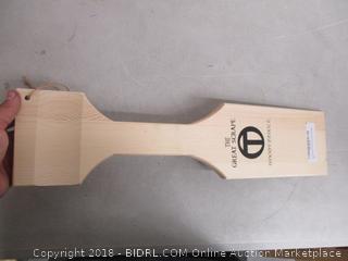The Great Scrape Wooden Padole