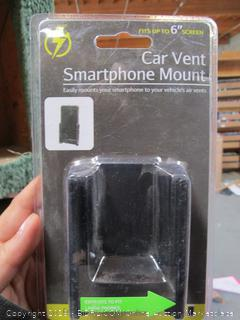 car vent smartphone mount